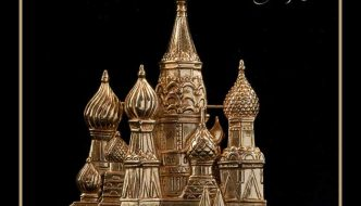 Russian Onion Spires